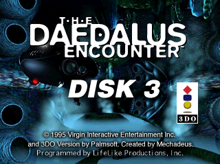 Screenshot Thumbnail / Media File 1 for Daedalus Encounter, The (1995)(Panasonic)(US)(Disc 3 of 4)[!][FZSM37513 R1J]